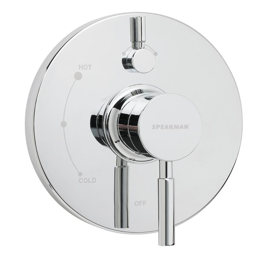 Neo Faucet: Speakman Neo Polished Chrome 1-Handle Commercial Bathtub