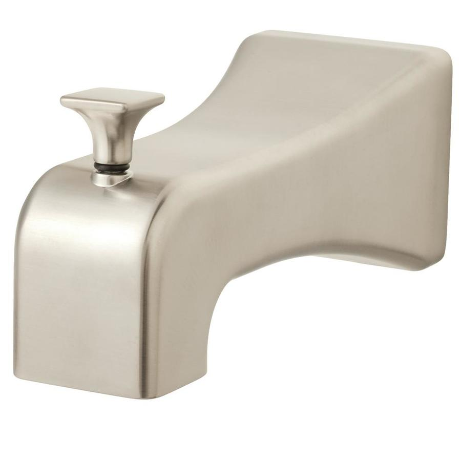 Speakman Nickel Tub Spout with Diverter