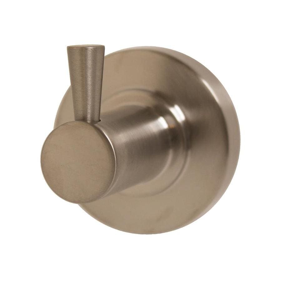Speakman Neo 1-Hook Brushed Nickel Robe Hook