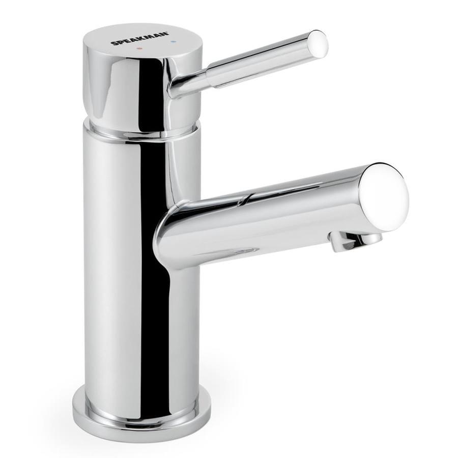 Neo Faucet: Speakman Neo Polished Chrome 1-handle Single Hole