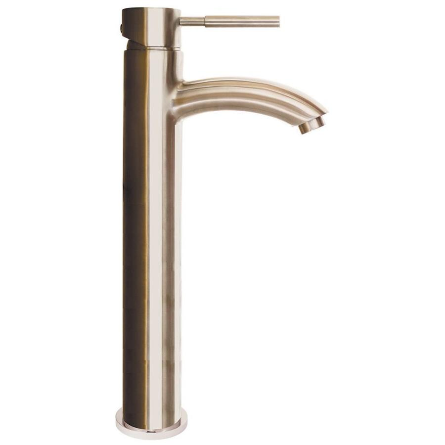 Neo Faucet: Speakman Neo Brushed Nickel 1-Handle Vessel WaterSense