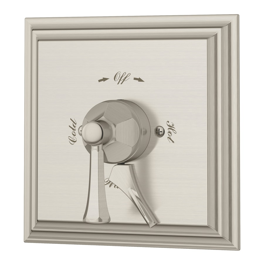 Symmons Satin Nickel Lever Shower Handle