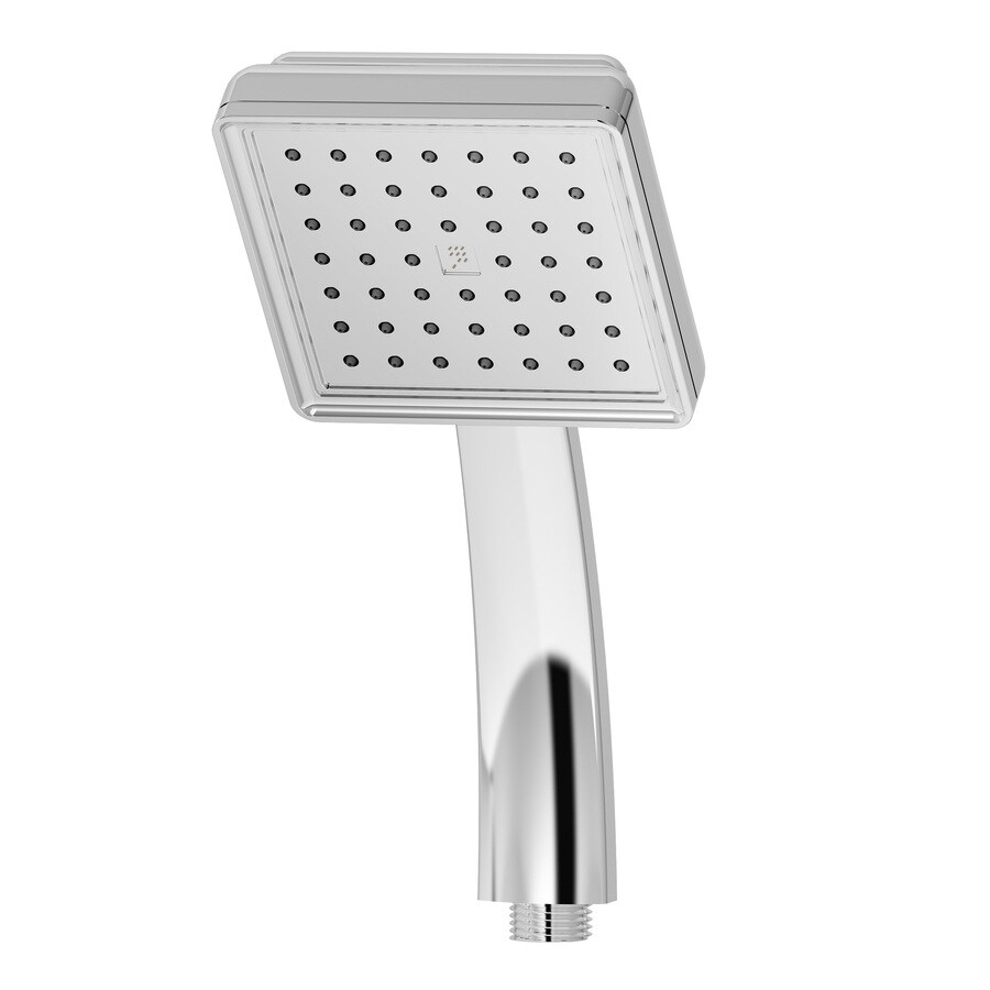 Symmons Oxford Chrome 1-Spray Shower Head