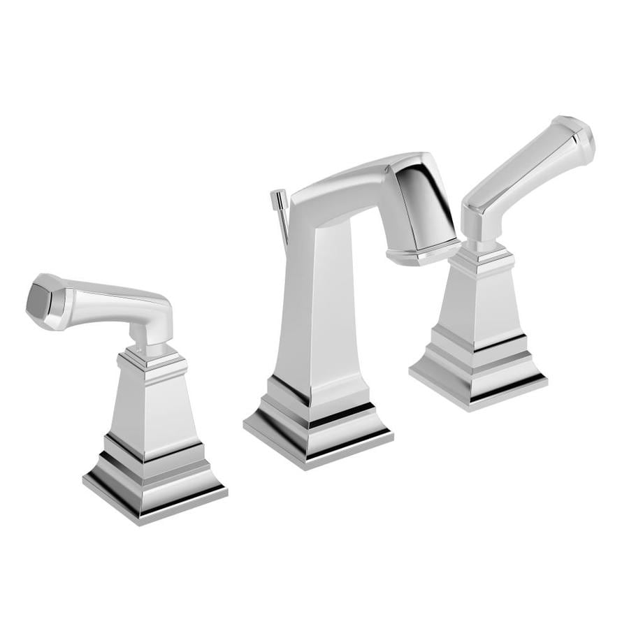 Symmons bathroom faucets - Symmons Oxford 2 Handle Widespread Bathroom Faucet Drain Included