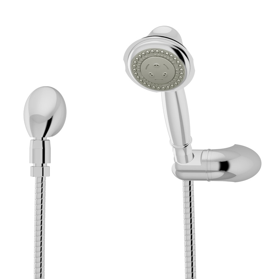 Symmons Carrington Chrome 3-Spray Shower Head