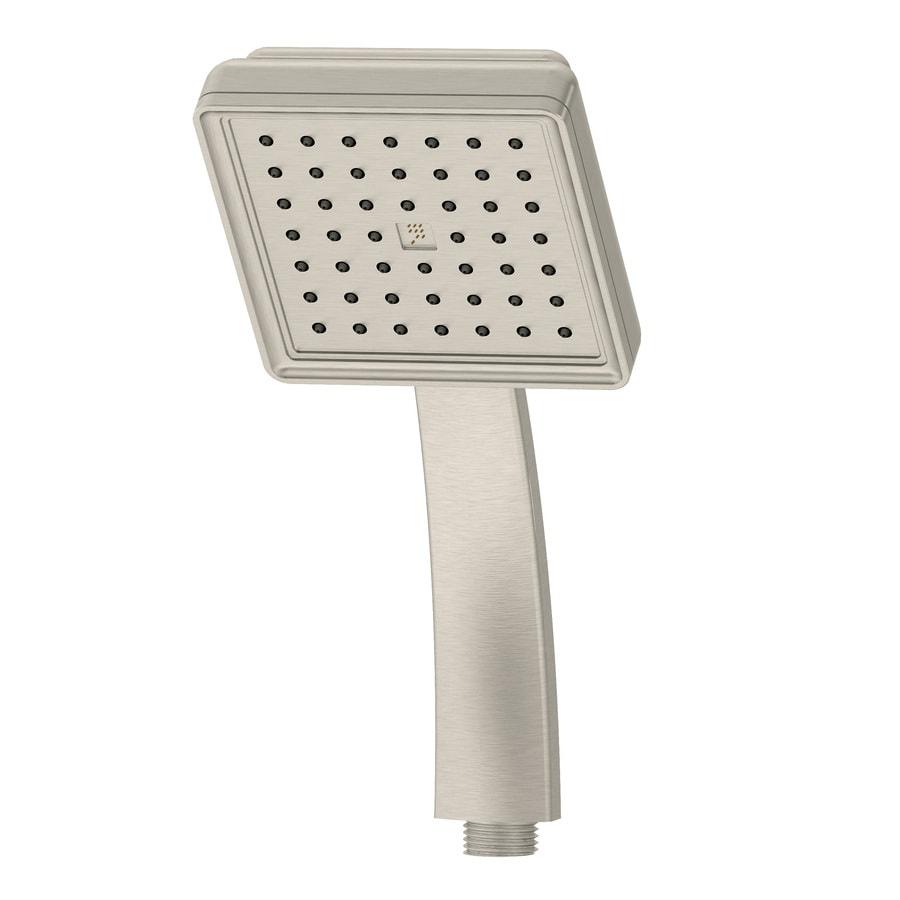 Symmons Oxford Satin Nickel 1-Spray Shower Head