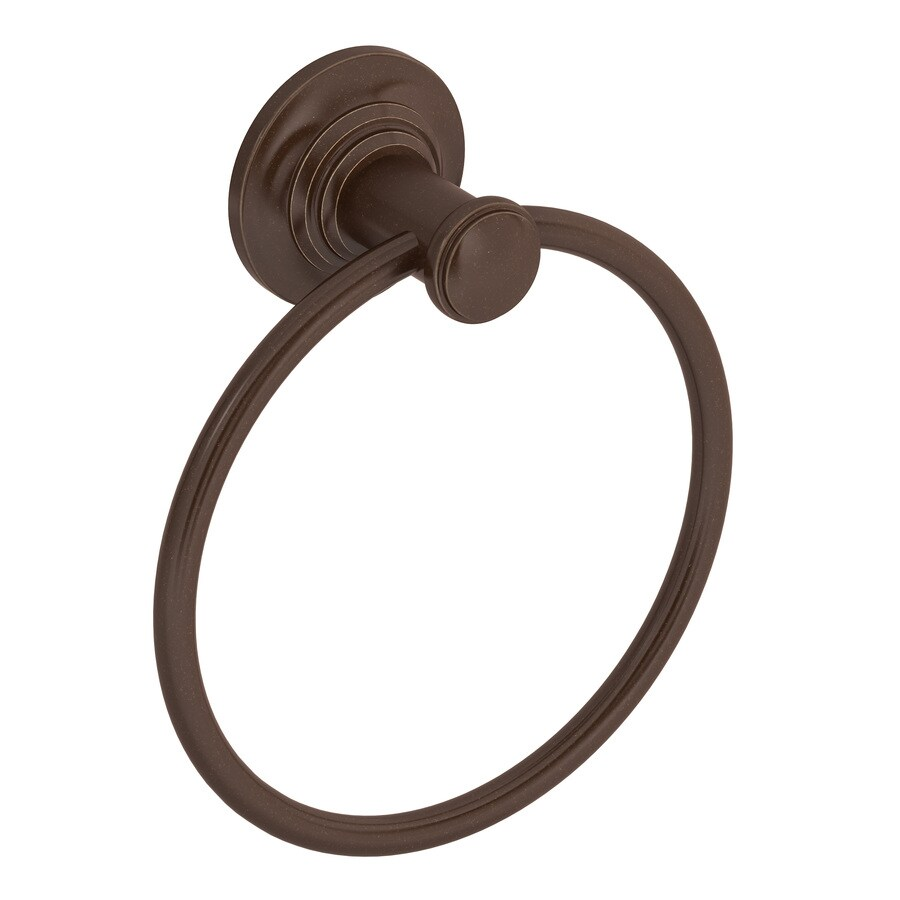 Symmons Winslet Oil-Rubbed Bronze Wall-Mount Towel Ring