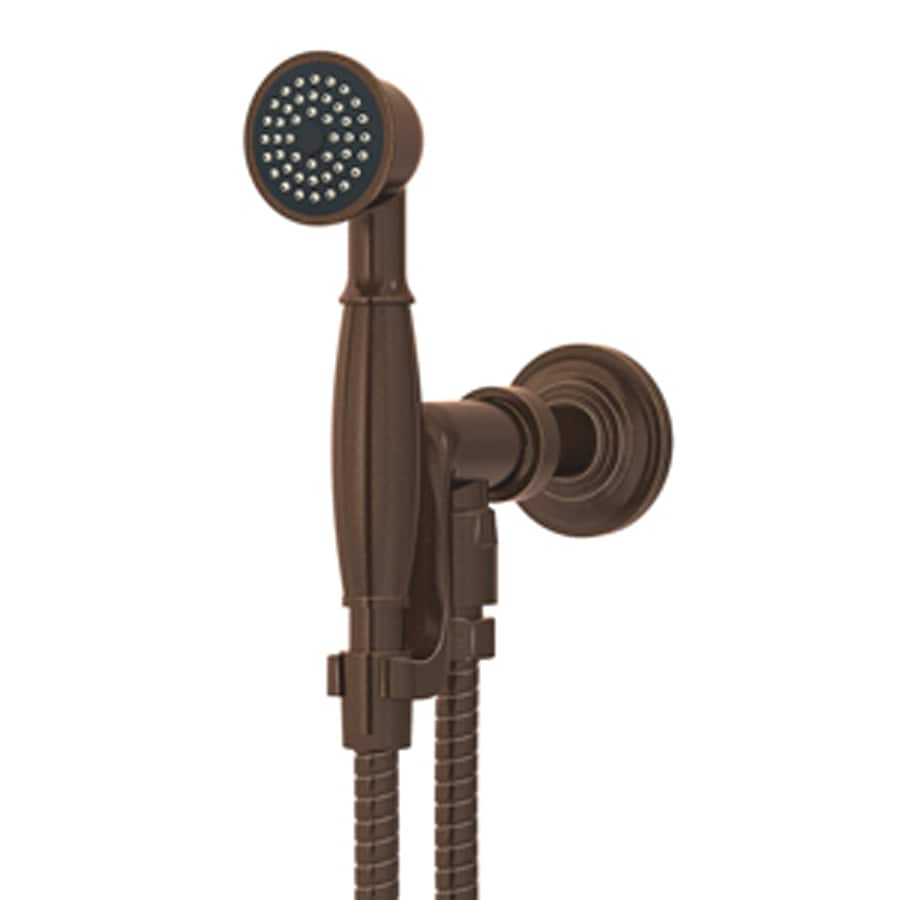 Symmons Winslet 3-in 2.5-GPM (9.5-LPM) Oil Rubbed Bronze 1-Spray Hand Shower