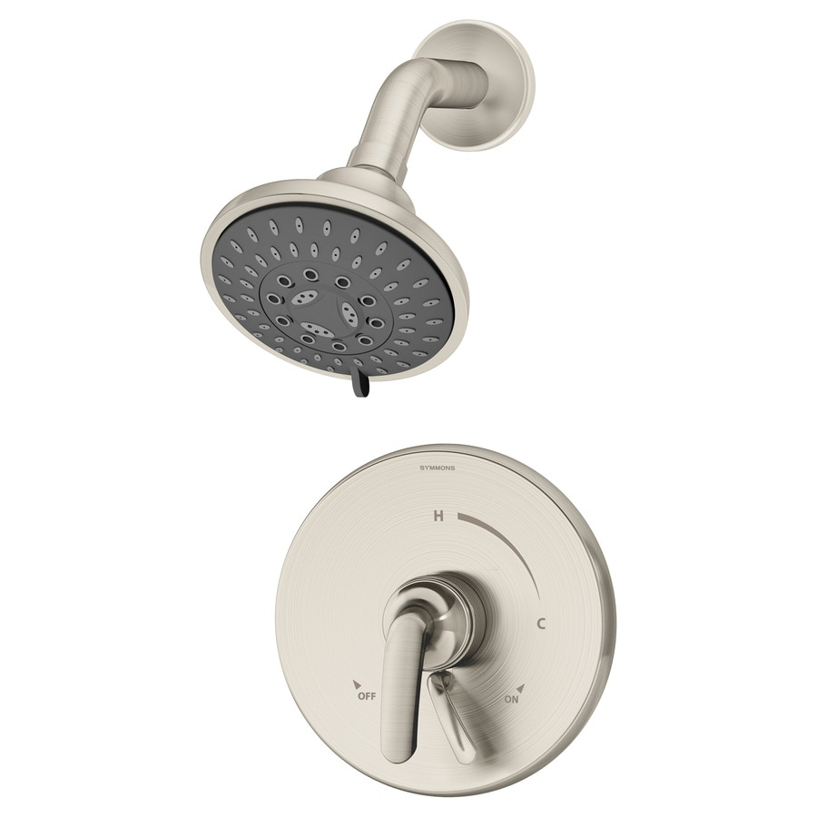 Symmons Elm Satin Nickel 1-handle Shower Faucet