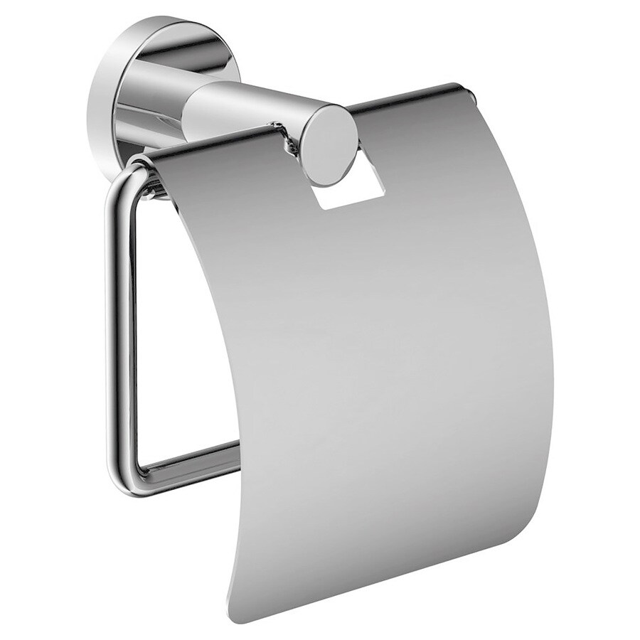 Symmons Dia Chrome Surface Mount Single Post Toilet Paper Holder