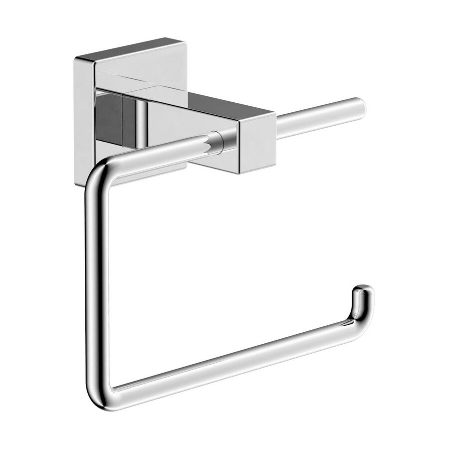 Symmons Duro Chrome Surface Mount Toilet Paper Holder