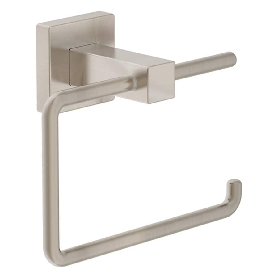 Symmons Duro Satin Nickel Surface Mount Toilet Paper Holder