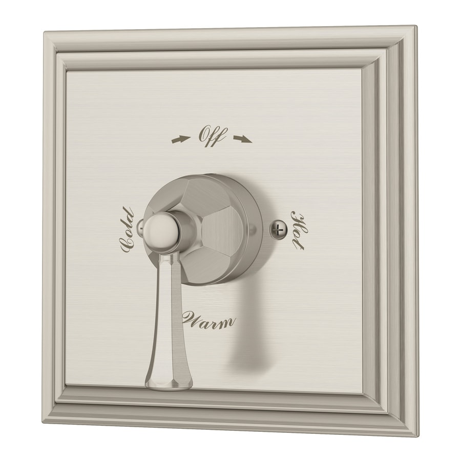 Symmons Nickel Tub/Shower Trim Kit