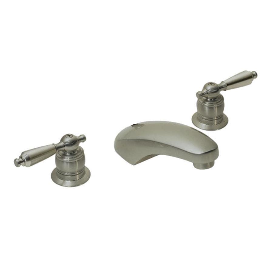 Symmons Origins Satin Nickel 2-Handle Widespread WaterSense Bathroom Faucet