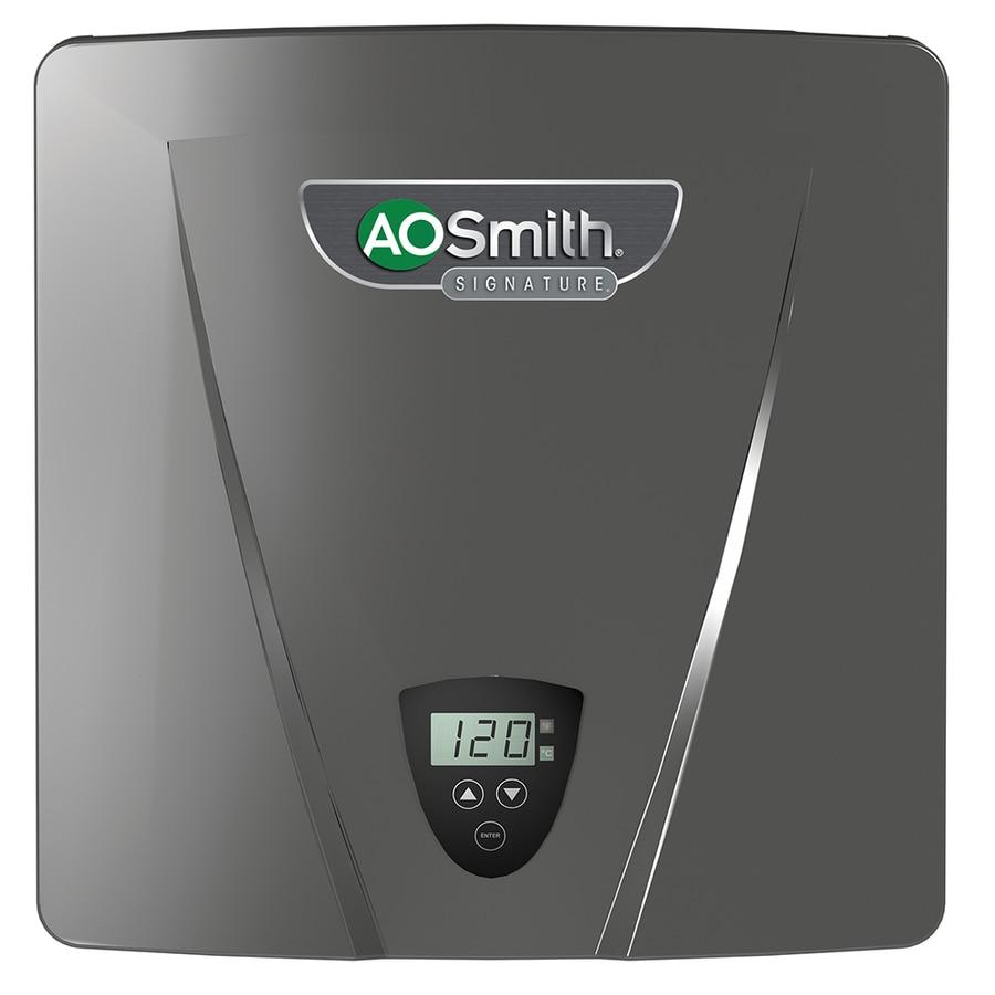 A O Smith Signature 240 Volt 28 Kilo Watt 2 4 Gpm