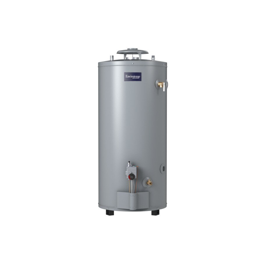 Natural Gas Hot Water Tank Installation
