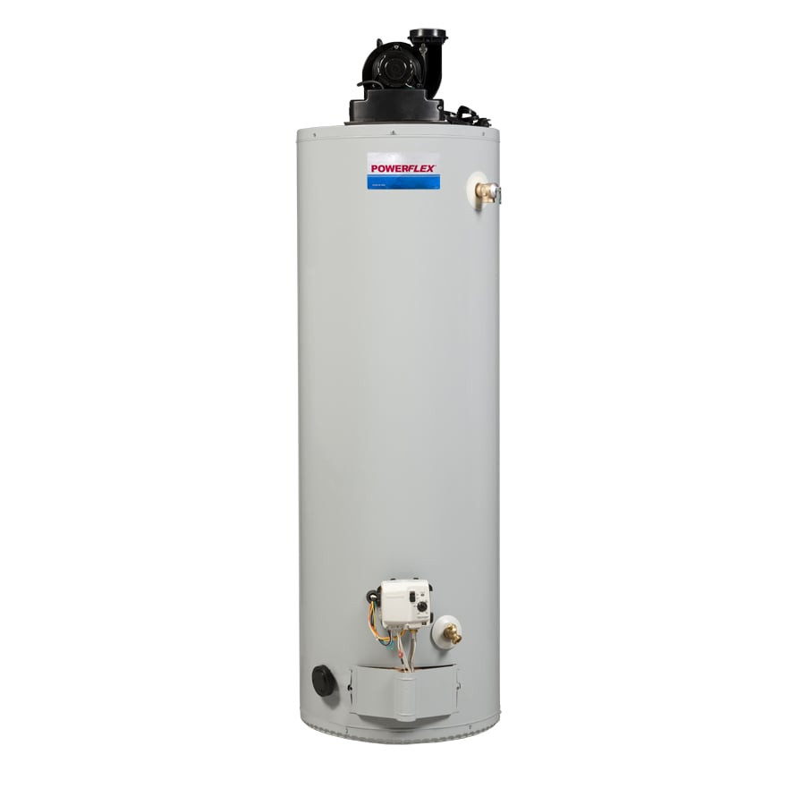 POWERFLEX 75-Gallon 6-Year Limited Residential Tall Liquid Propane Water Heater ENERGY STAR