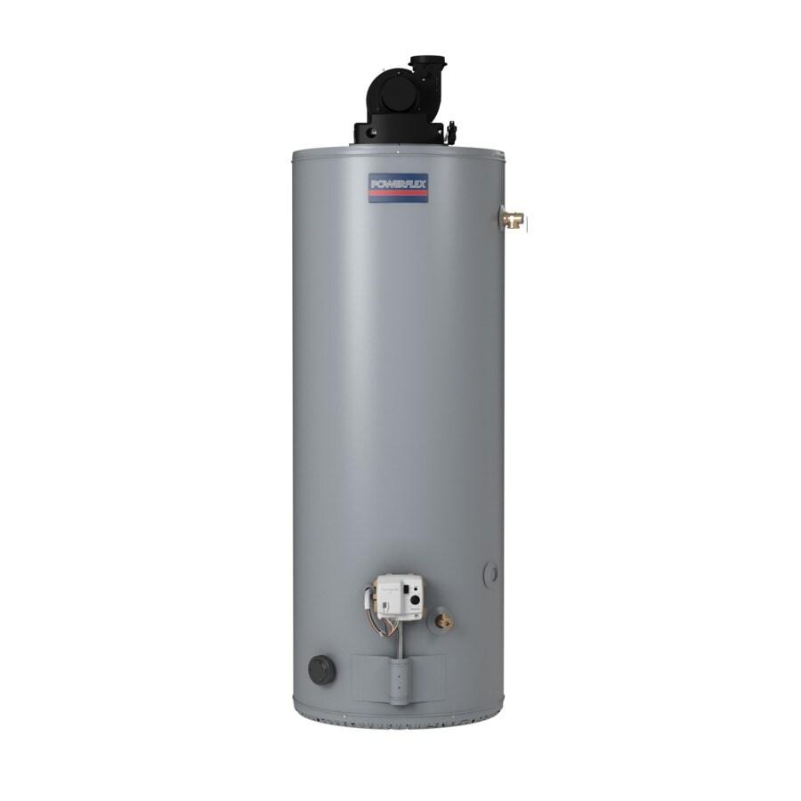 POWERFLEX 50-Gallon 6-Year Short Natural Gas Water Heater