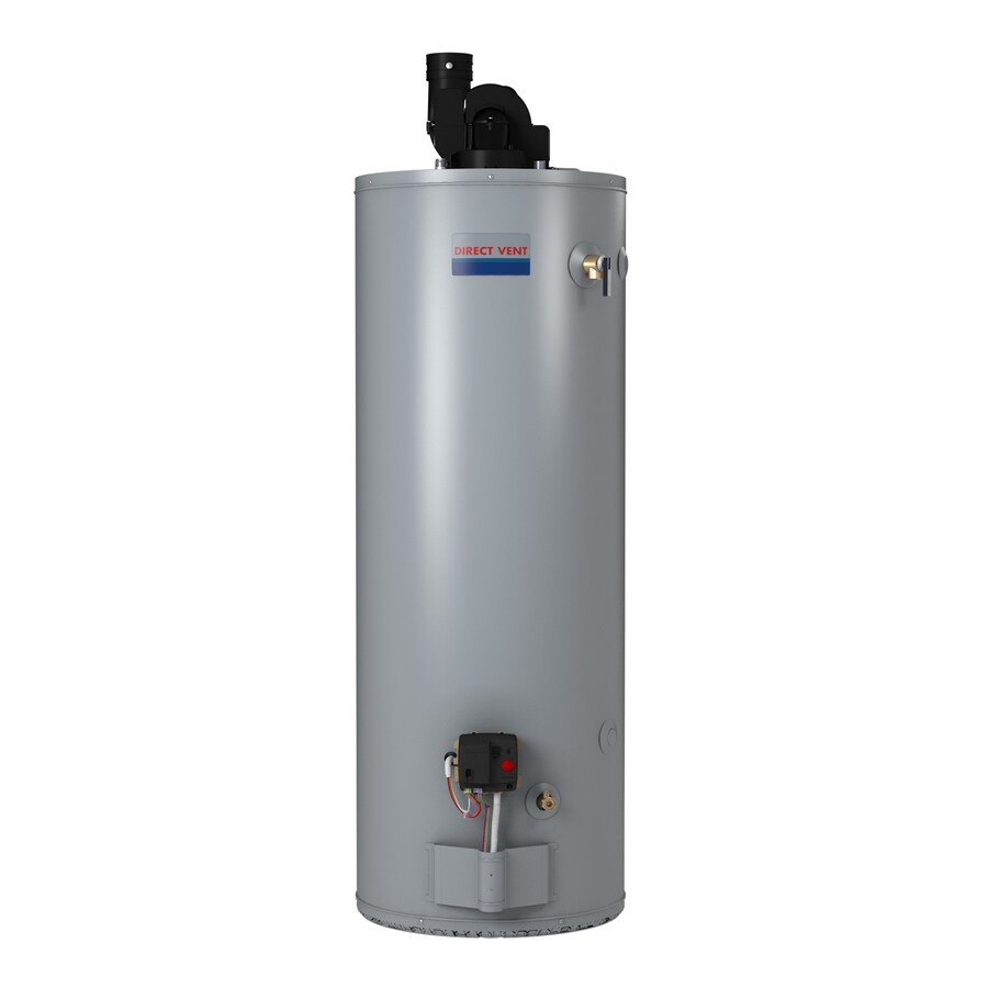 POWERFLEX DIRECT 50-Gallon 6-Year Tall Liquid Propane Water Heater