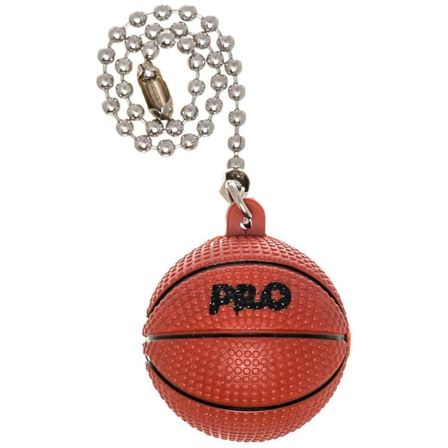 Harbor Breeze 7-in Orange Plastic Pull Chain