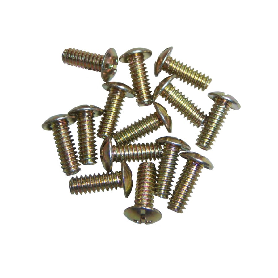 Shop Harbor Breeze 10 Gold 15 Count Ceiling Fan Screws At