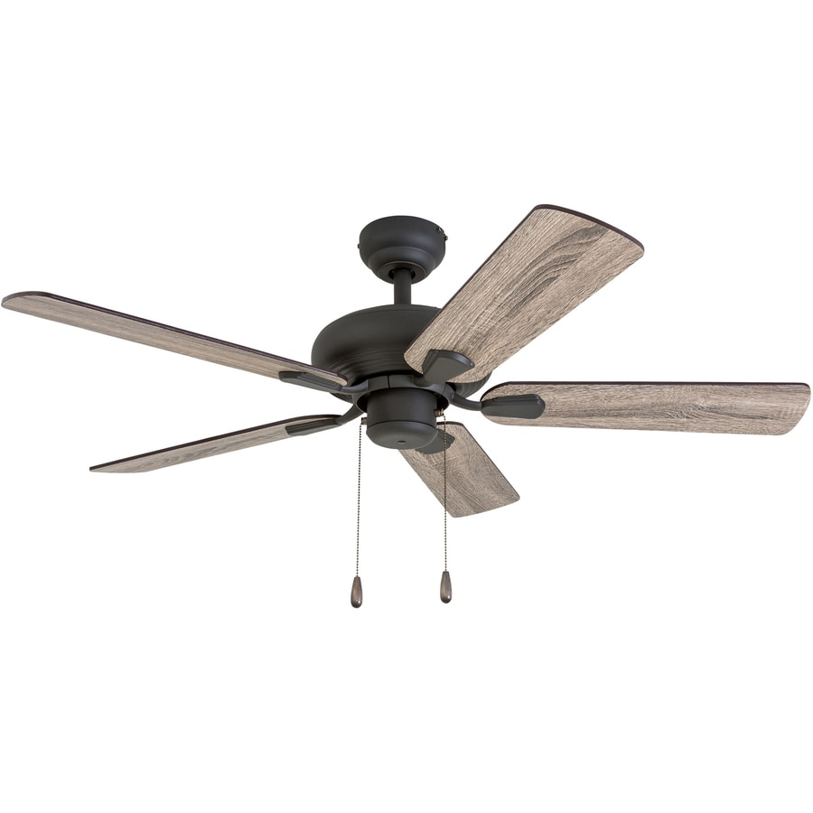 High Quality Ceiling Fan With Remote Control Special: Palm Coast Walnut Creek 42-in Aged Bronze Indoor Ceiling