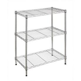 shop freestanding shelving units at. Black Bedroom Furniture Sets. Home Design Ideas