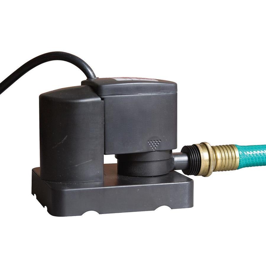 Blue Wave Dredger Jr 350-Gallon Clog Resistant Plug-In Pool Cover Pump