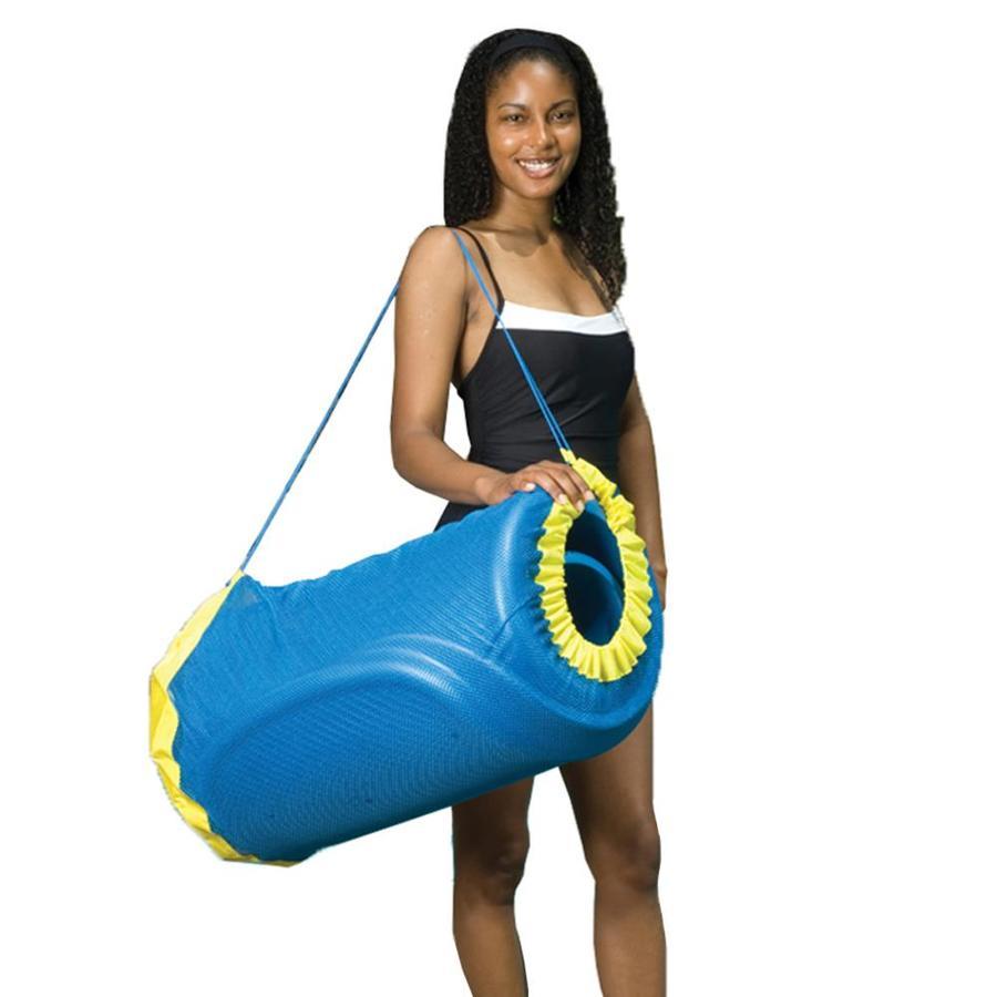 Blue Wave Blue Float Tote for Foam Raft
