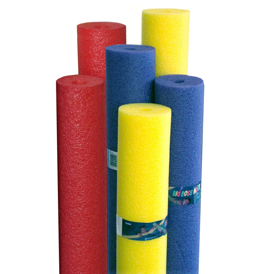 Shop Gladon 9 Pack Big Boss Assorted Pool Noodle At Lowes