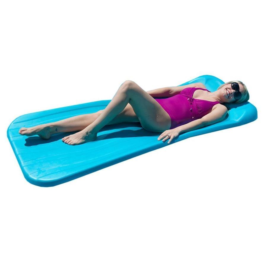 Shop Aqua Cell Cool Pool Aqua Foam Raft At Lowes Com