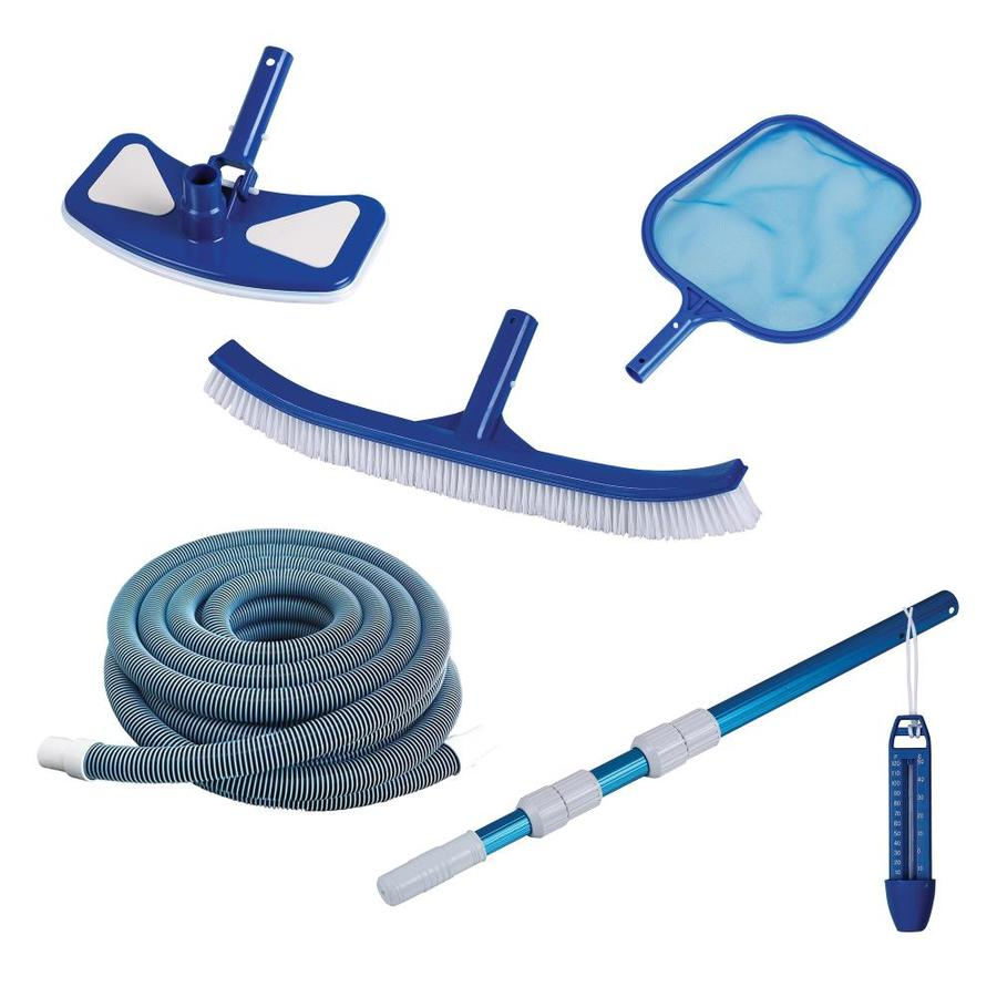 Blue Wave Economy Vinyl Pool Vacuum Maintenance Kit