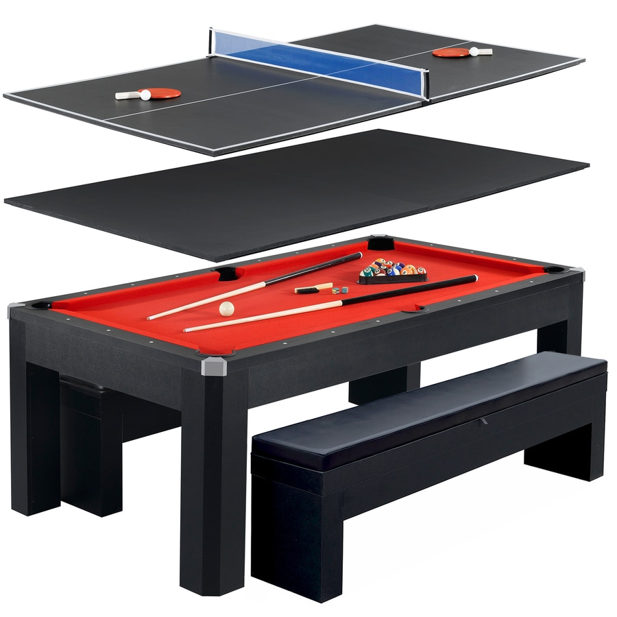 Hathaway Park Avenue Freestanding Mdf 2-Game Table
