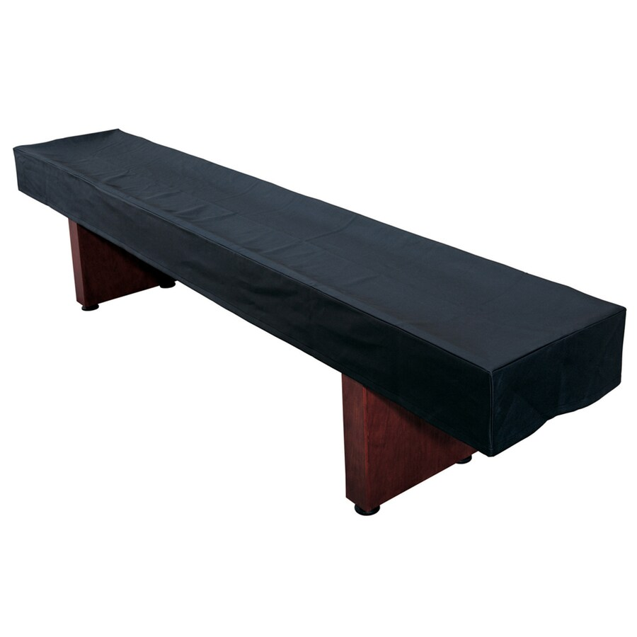 Hathaway Black 9-ft Table Shuffleboard Table Cover