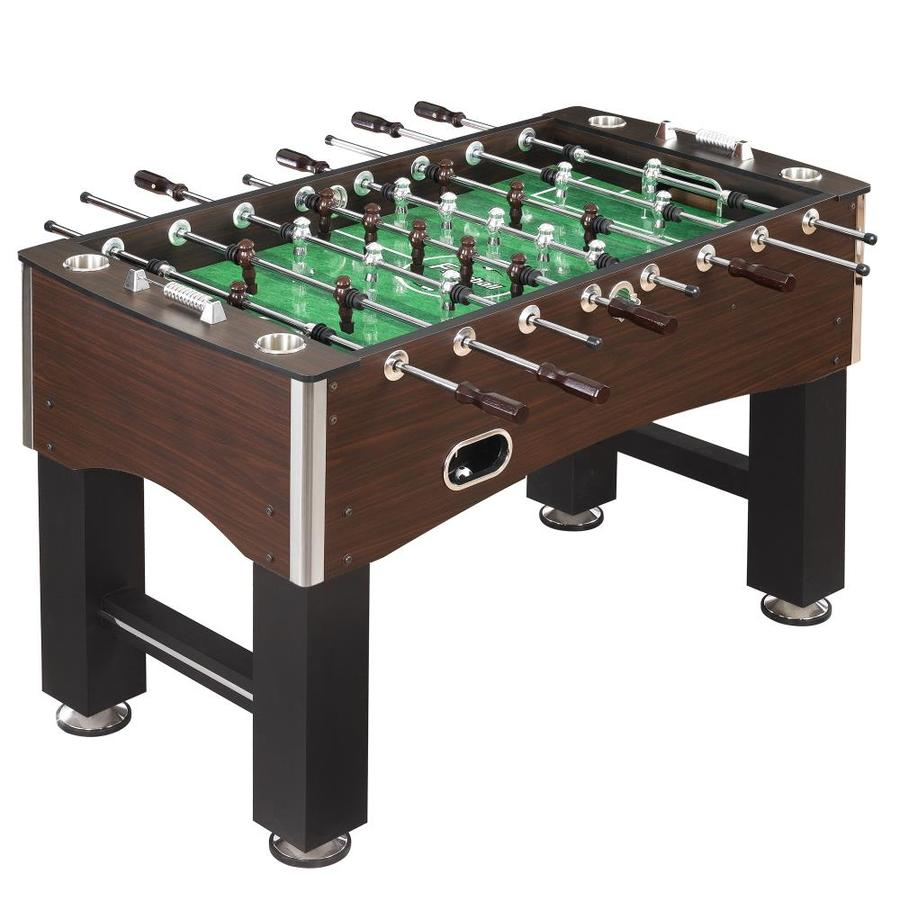 Hathaway Primo 56.5-in Freestanding Foosball Table
