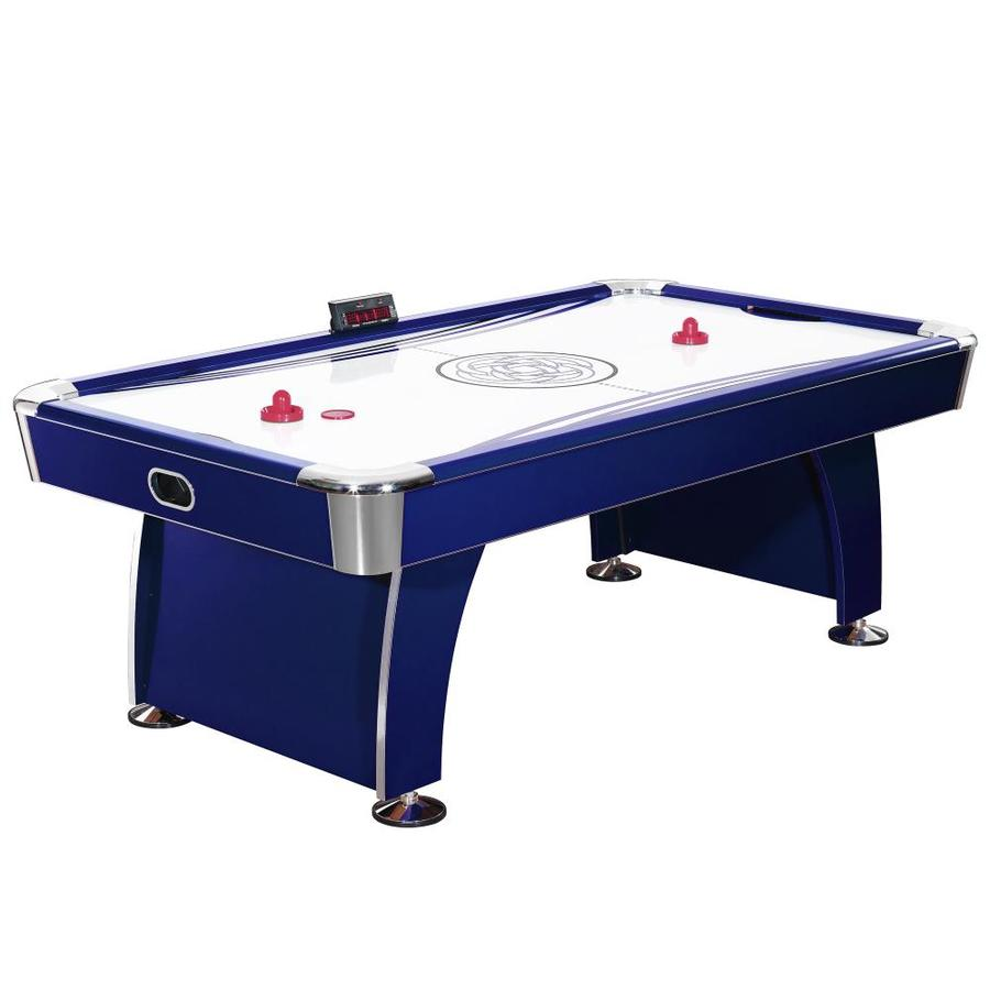 Shop hathaway phantom freestanding composite air hockey table at - Table jardin composite ...