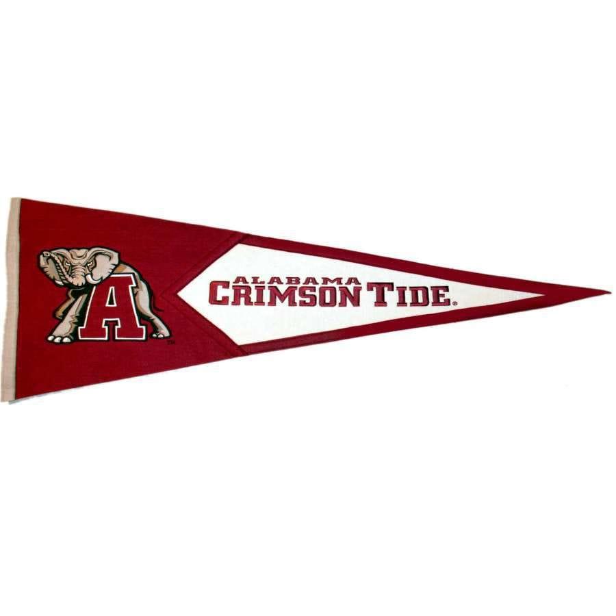 Winning Streak 41-in x 18-in Alabama Crimson Tide Pennant