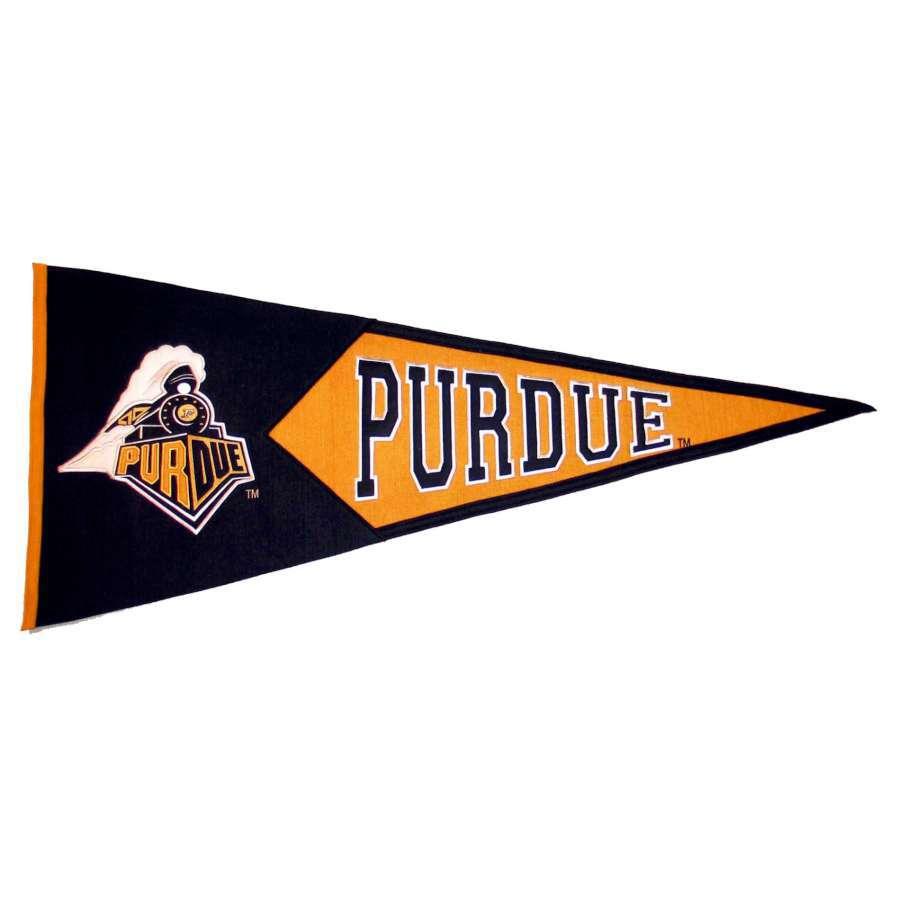 Winning Streak 41-in x 18-in Purdue Boilermakers Banner