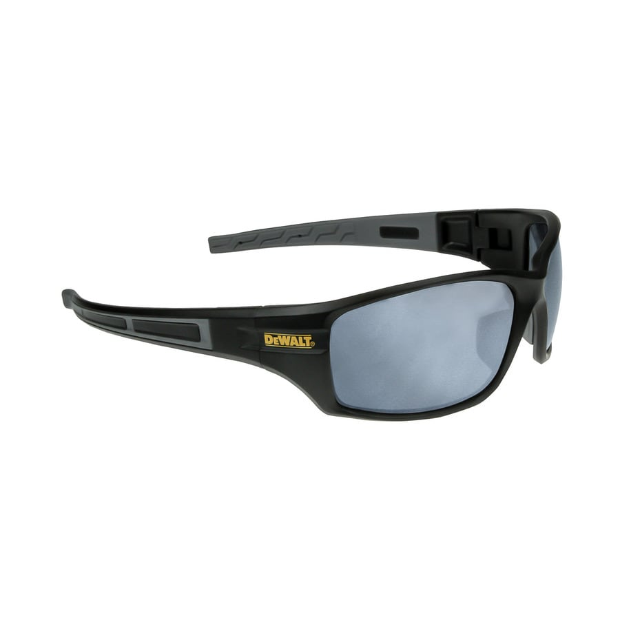 DEWALT Auger Safety Glass Silver Mirror Lens