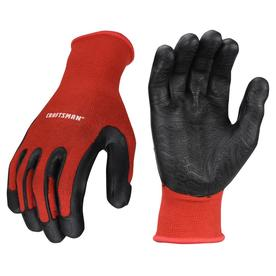 Lowes Work Gloves >> Red X Large Work Gloves At Lowes Com