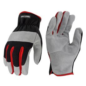 17f521613 CRAFTSMAN X-large Mens Leather Multipurpose Gloves