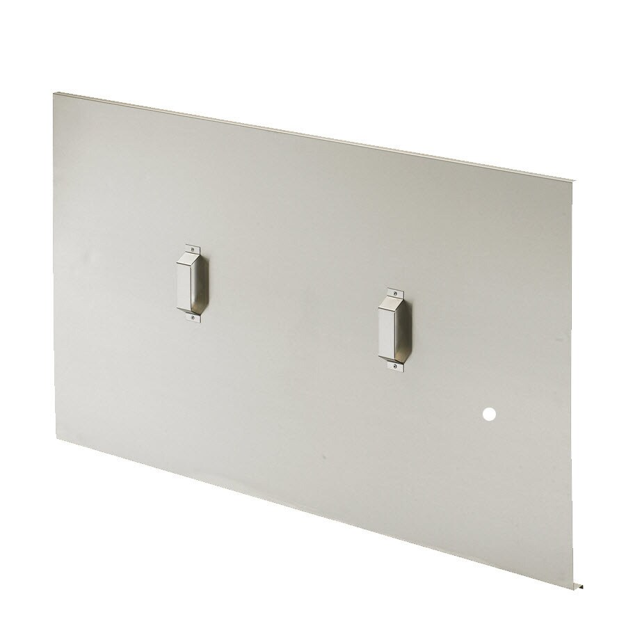shop outdoor fireplace panel cover at lowes com