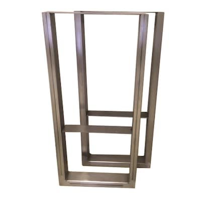 Prime Metal Sofa Table Leg Actual 3 In X 24 In Andrewgaddart Wooden Chair Designs For Living Room Andrewgaddartcom