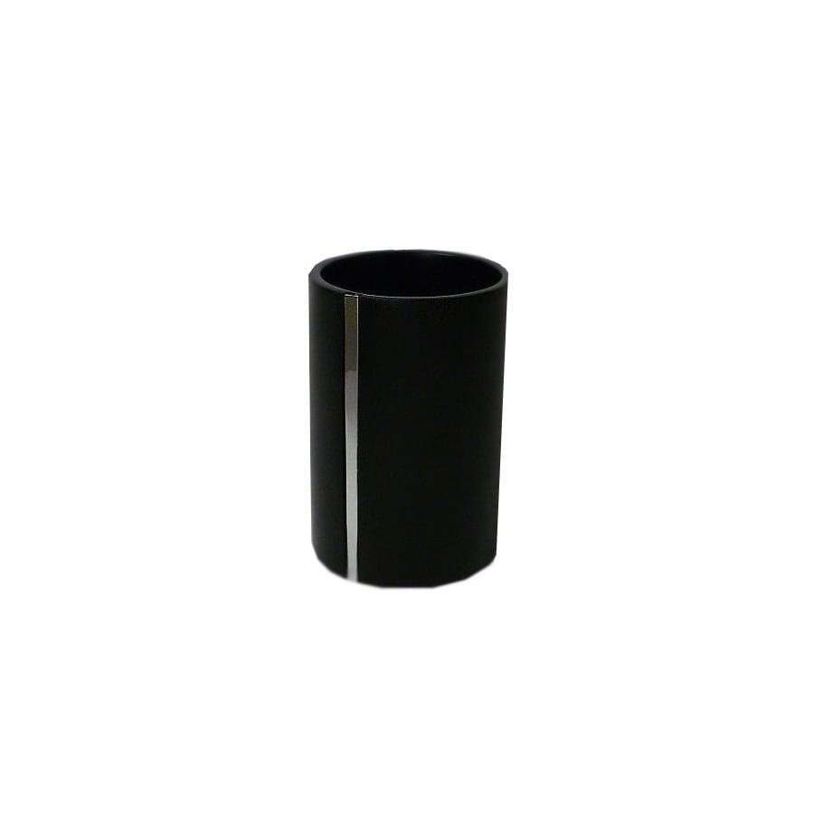 Style Selections Tegan Black Resin Tumbler