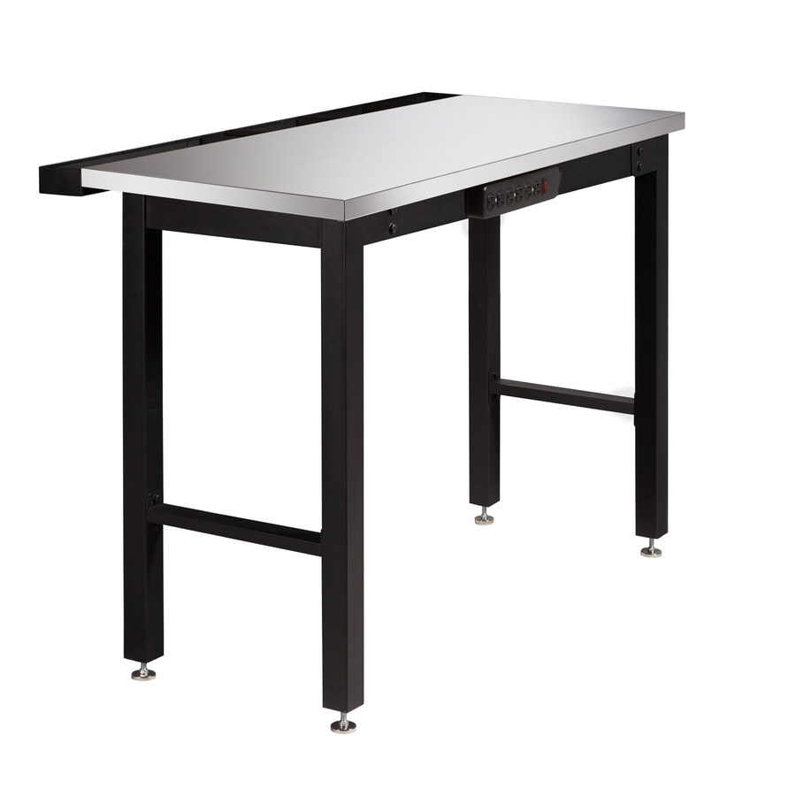 NewAge Products 48-in W x 36-in H Steel Work Bench
