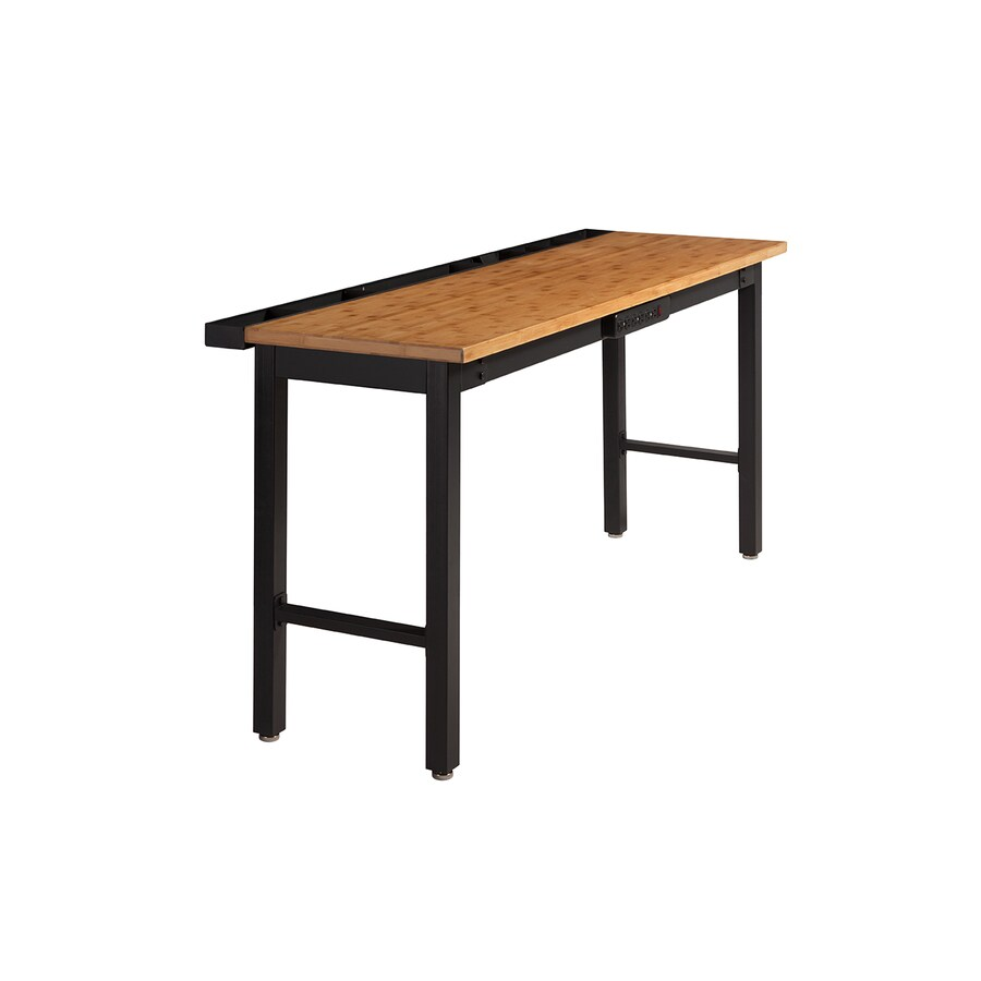 NewAge Products 72-in W x 36-in H Wood Work Bench