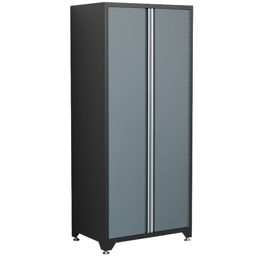 NewAge Products Pro 36-in W x 82.5-in H x 24-in D Steel Garage Cabinet