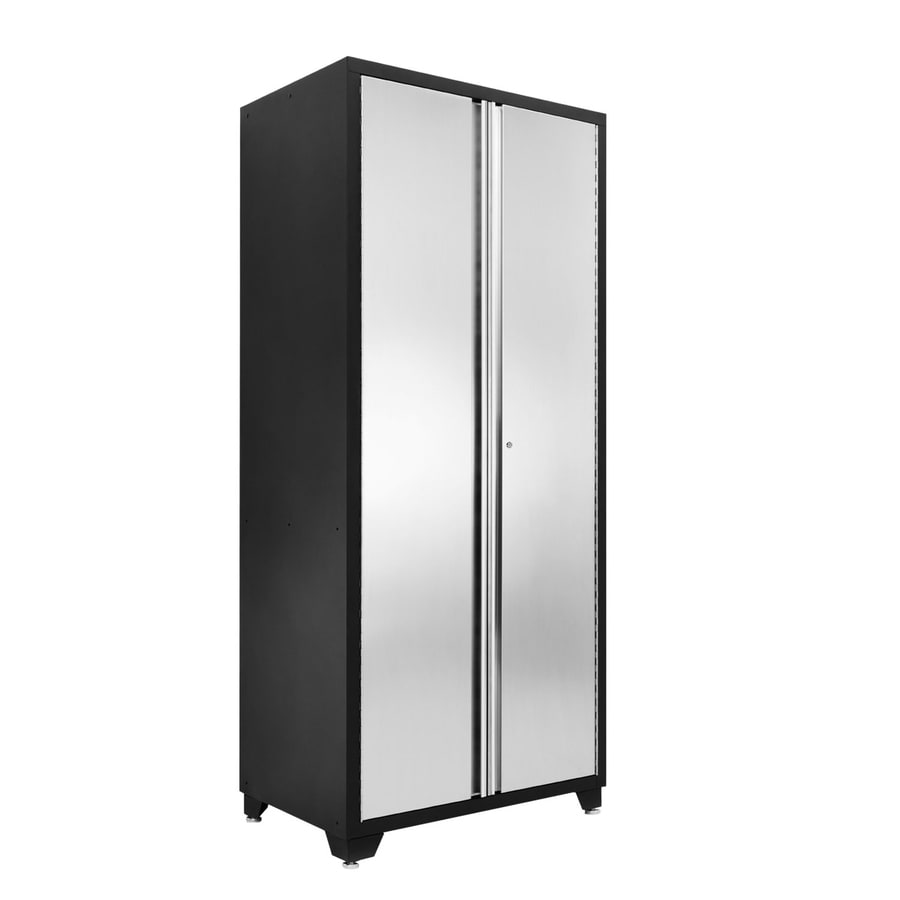 shop newage products pro stainless steel 36 in w x 84 in h x 24 in d full storage lockers at. Black Bedroom Furniture Sets. Home Design Ideas