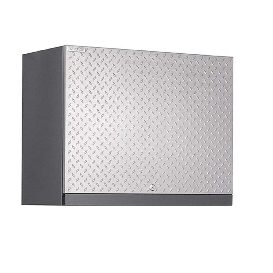 shop newage products performance plus diamond plate 28 in With kitchen cabinets lowes with plates wall art