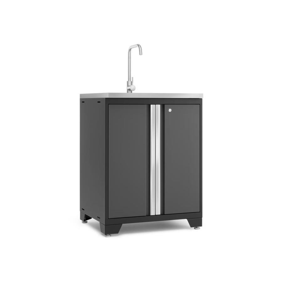 NewAge Products Pro 3.0 28 W X 38.75 H X 22 D Steel Garage Cabinet
